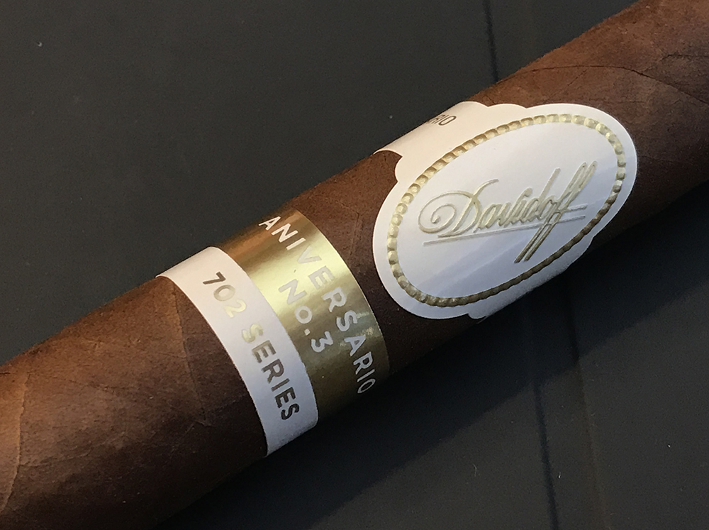 Cigar Review: 702 Series by Davidoff