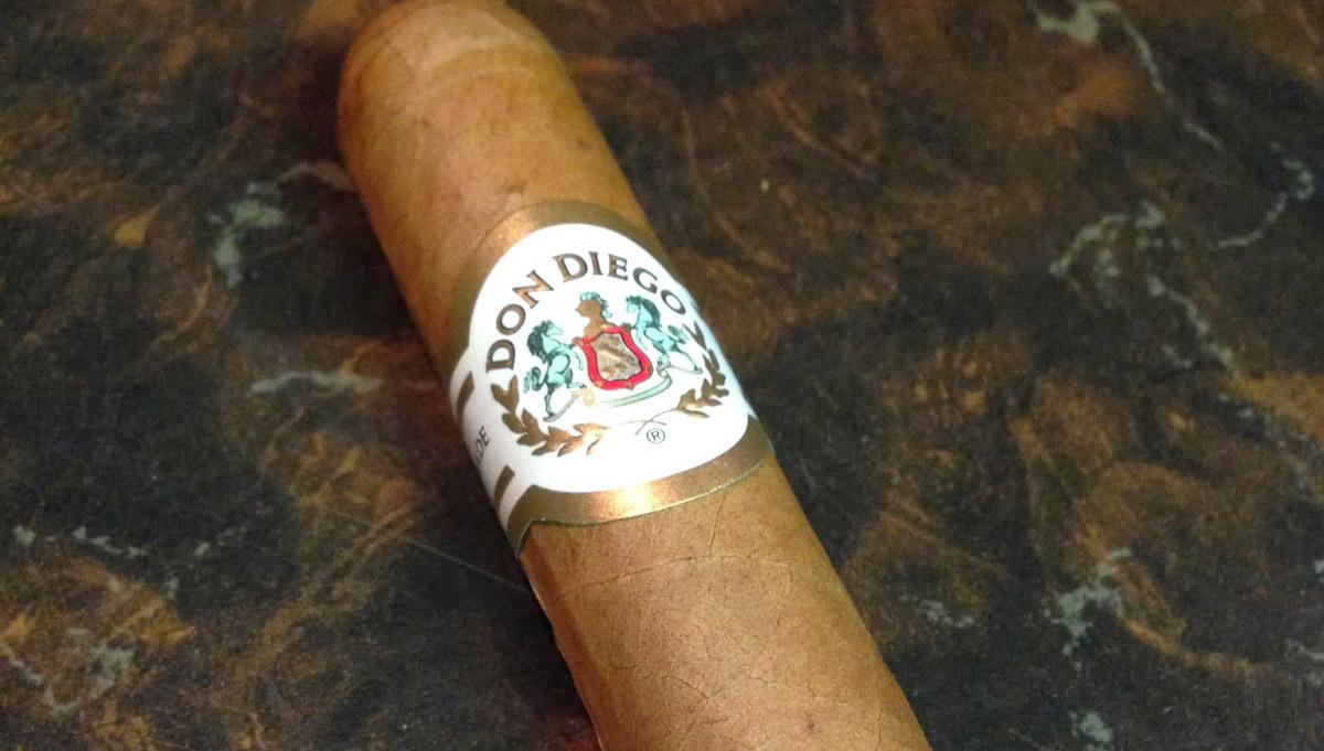 Don Diego Fuerte by Omar Ortez | Cigarfan.net