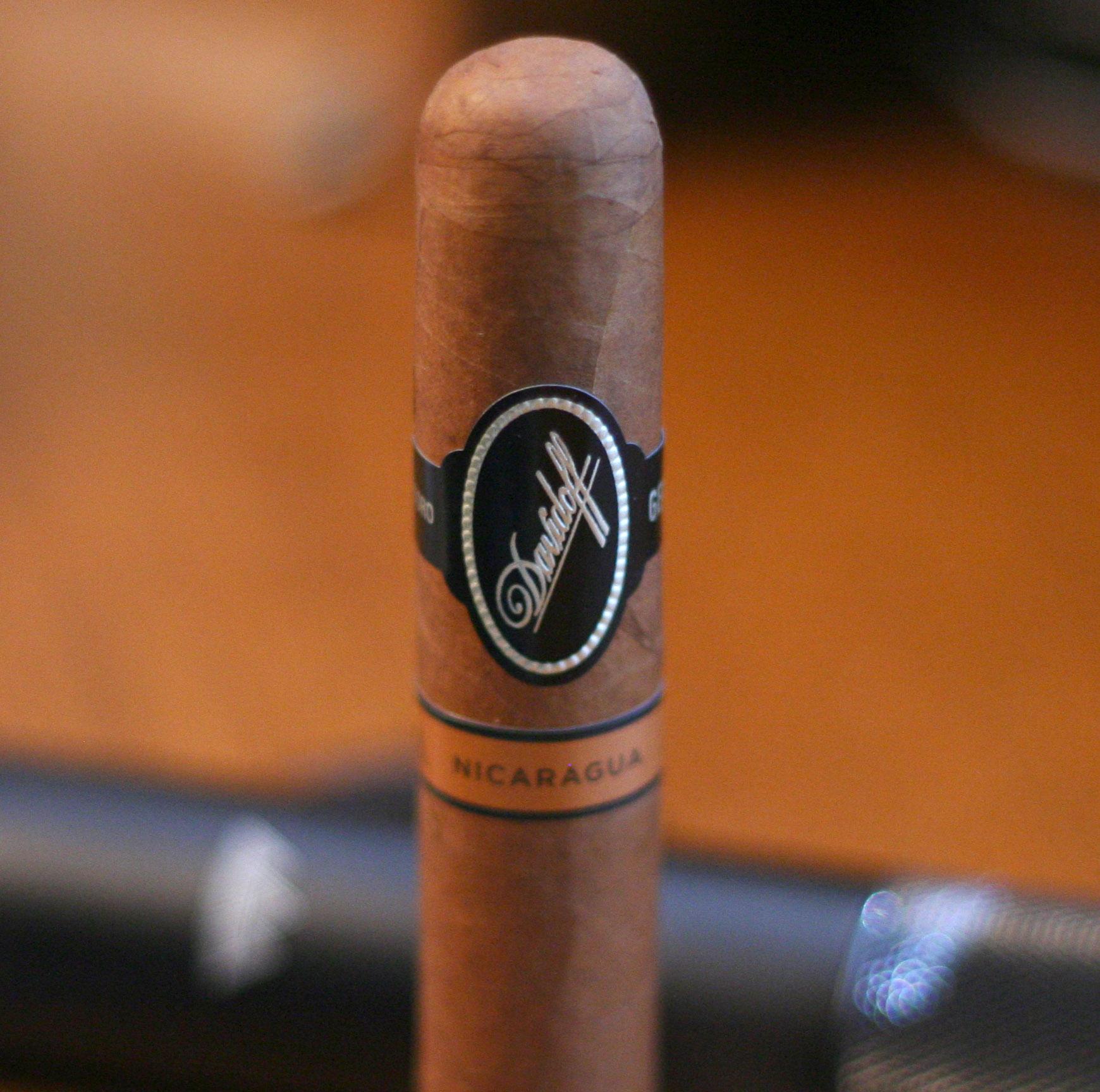 Cigar Review: Davidoff Nicaragua