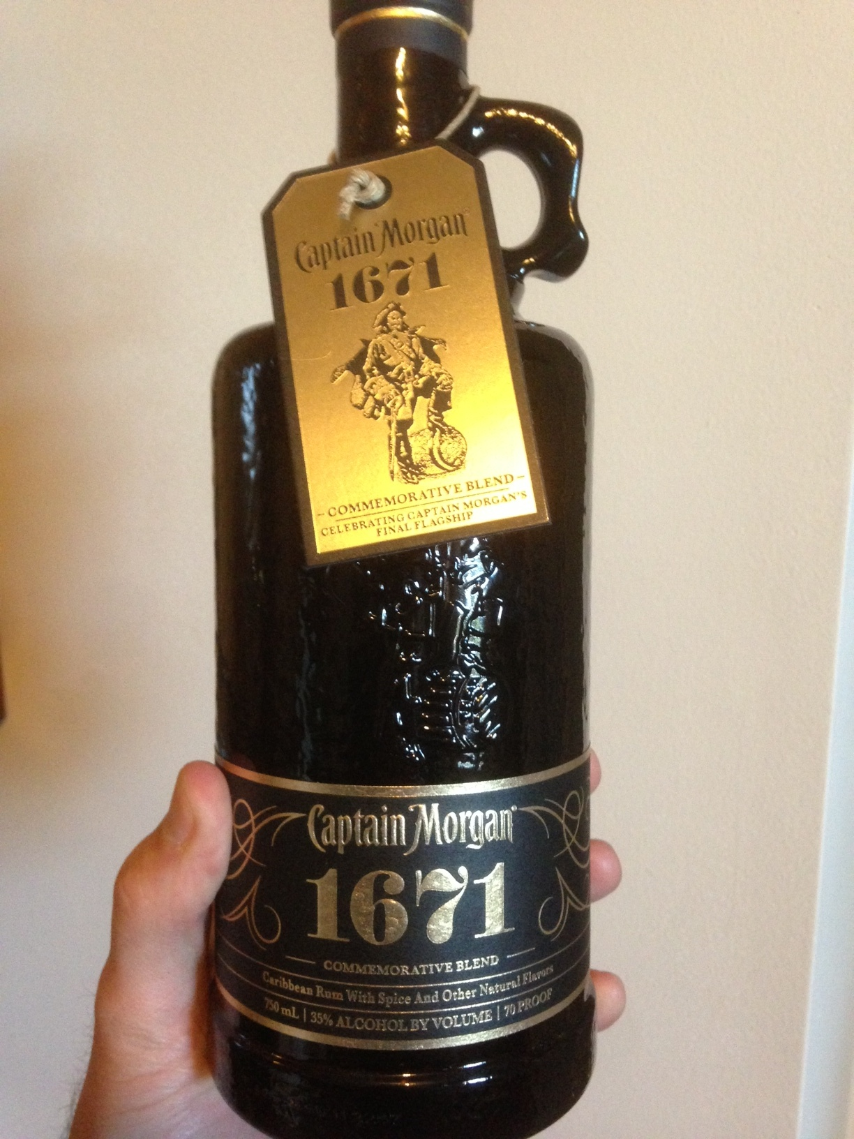 Rum Captain Morgan - reviews of a truly pirated drink 56
