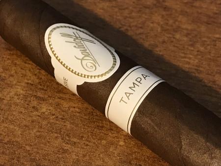 Cigar Review: Davidoff Exclusive Series Tampa