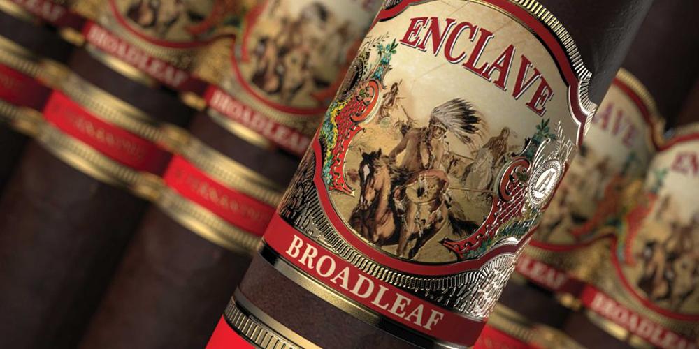 Cigar Review: Enclave Broadleaf by AJ Fernandez
