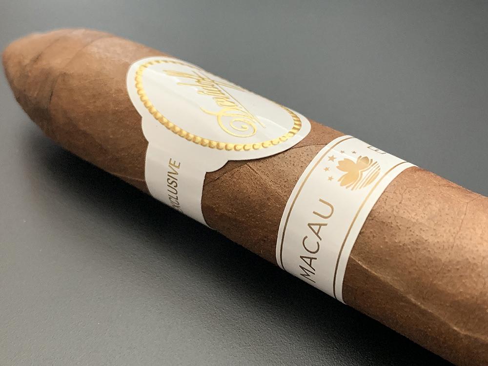 Cigar Review: Macau Exclusive from Davidoff Vault Series